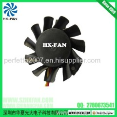 Offer China OEM Brushless Fan Transparent color Brushless DC Fan 40X40X10mm