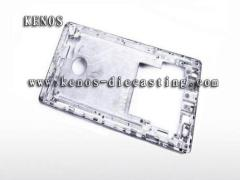 Light alloy die casting parts for tablet PC