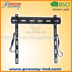 24 Inch to 48 Inch Universal Ultra Slim Low Profile Fixed Wall Mount TV Bracket