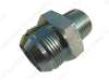 90° JIS GAS MALE 60° cone/ NPT male Adapters 1SO