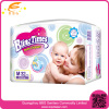 High Quality Breathable and Cloth-like disposable baby diaper