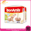 Skin care baby product grade A disposable baby diaper