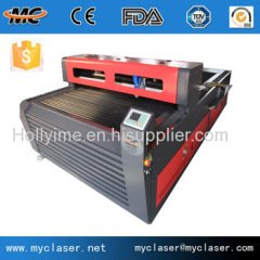 MC best price and high quality acrylic mdf wood leather metal mixed cutting machine metal non metal cuttier price