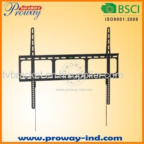 Low Profile Fixed led tv wall mount for 42 to 65 LCD Plasma LED TVs
