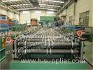 High Speed Silo Roll Forming Machine Steel Grain Pipe Rolling Mill Line