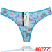Butterfly printing cotton thong Underpants spandex g-string sexy lady panties soft women underwear t-back hot lingerie i