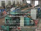 Profiled Silo Wall Panel Roll Forming Machinery with PLC and Hydraulic System