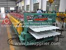 Double Layer Roof Panel Roll Forming Machine Roofing Sheet Rolling Forming Line