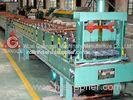 Cold Double Layer Floor Deck Roll Forming Machine 5 - 15m/minute High Speed