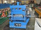 Large Span Bemo Panel Roll Forming Machine with PLC Control and Hydraulic System