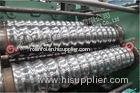 Corrugated Sheet Silo Roll Forming Equipment 1 - 2 pieces / minute High Speed