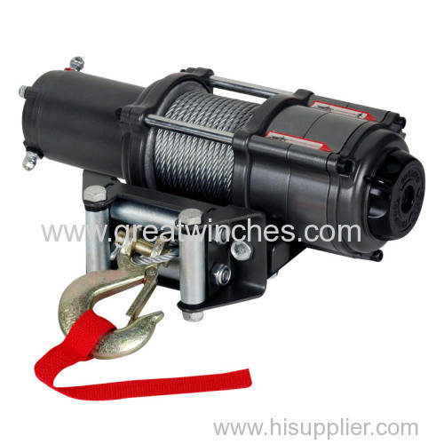 ATV Electric Winch With 4000lb Pulling Capacity (Star Model)