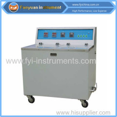 Zipper Color Fastness Testing Machine