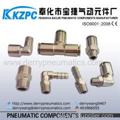 nickel plated brass fittings