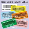 Wholesale Cheap Private Label Manufacturers Printed Self Adhesive Paper Barcode Label Sticker Asset Label Barcode