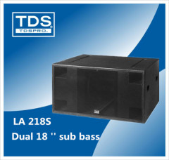 Outdoor sound for Event high performance woofer box for Public Entertainment