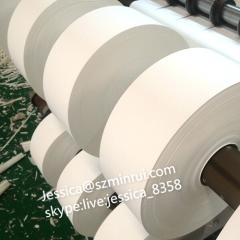 Manufacturer Self Adhesive Destructible Eggshell Stickers Paper Destructible Vinyl Labels Printable Vinyl Labels