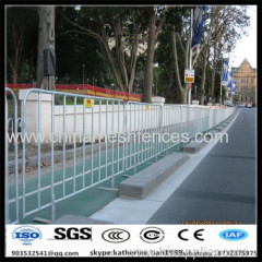 thermisch verzinkt gelaste stalen Portable Barrier Railing
