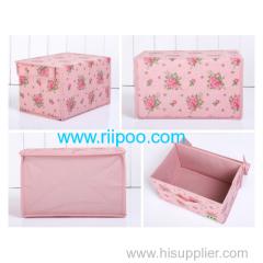 Riipoo Household Essentials M et L 2 pièces Protection de l'environnement Sous-vêtements multifonctionnels sous contrat Storag