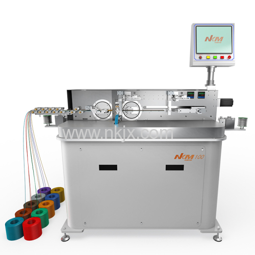 Automatic Two Ends Wire Tinning Machine