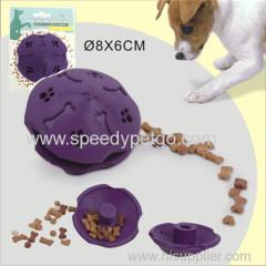 Hotsale Dog Treated Rubber Toy