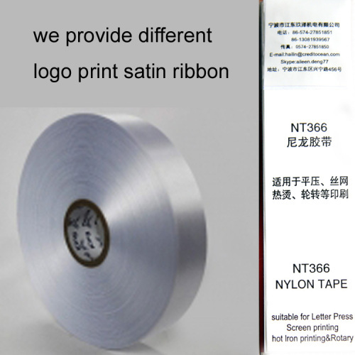 Wholesale Printed Satin Ribbon