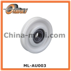 Elevator door sliding parts wheel