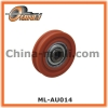 Plastic Pulley Bearing for Display Cabinet