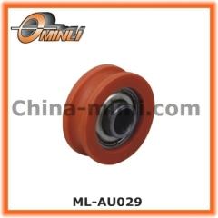 Window and door roller bearing
