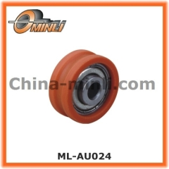 Nylon Bearing Plastic Pulley for Window and Door