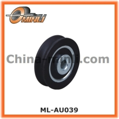 Plastic Pulley Nylon Bearing Nylon Roller for Window and Furniture