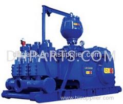 LS-NOW(LANZHOU LANSHI) 3NB Series Mud Pump 3NB 500C/1000C/1300C