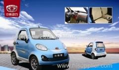 Mini Electric Motor Vehicle Car