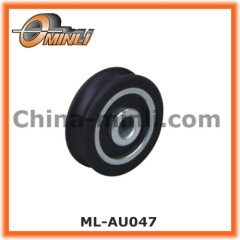 Window and Door Bearing with U shape Nylon Ourter Ring