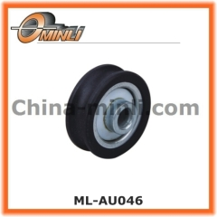 Plastic Pulley with Ball Bearing for Sliding Door