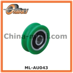Small Plastic Pulley Bearing for Window and Door