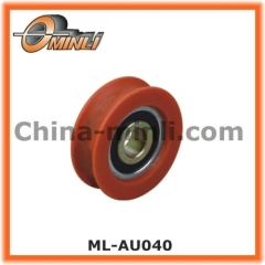 Steel Bearing Coated with Plastic Nylon