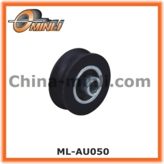Window & Door Accessories Coated Bearing Plastic Roller