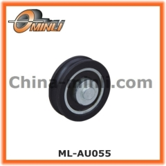 Plastic Coated Pulley Plastic Bearing