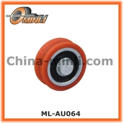 Plastic Pulley with Bearing for Window and Door