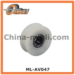 Plastic Pulley with Needle Bearing for Window and Door