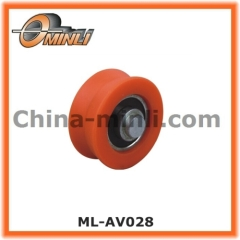 Plastic wheel for Window and Door