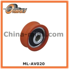 Furniture Fittings Steel Bearing wheel