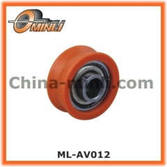 Steel Bearing with Nylon Coat