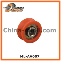 Ball Bearing with Nylon Coating