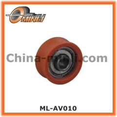 window and door Ball Bearing with Plastic Coat