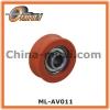 Ball Bearing wheel with Nylon Coat