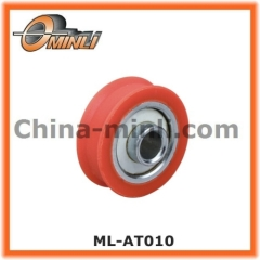 Plastic Roller for Window and Door Accessories
