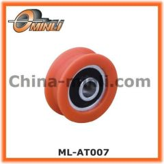 Plastic Pulley for Window and Door Accessories