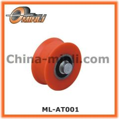Window and door Accessories Pulley with double rows